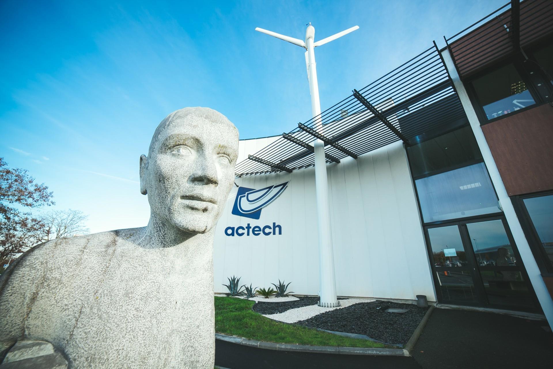 Actech innovation - actech innovation - angers - Bureau d'études en ingénierie mécanique - bureau d'études angers /